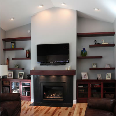 Fireplaces sq