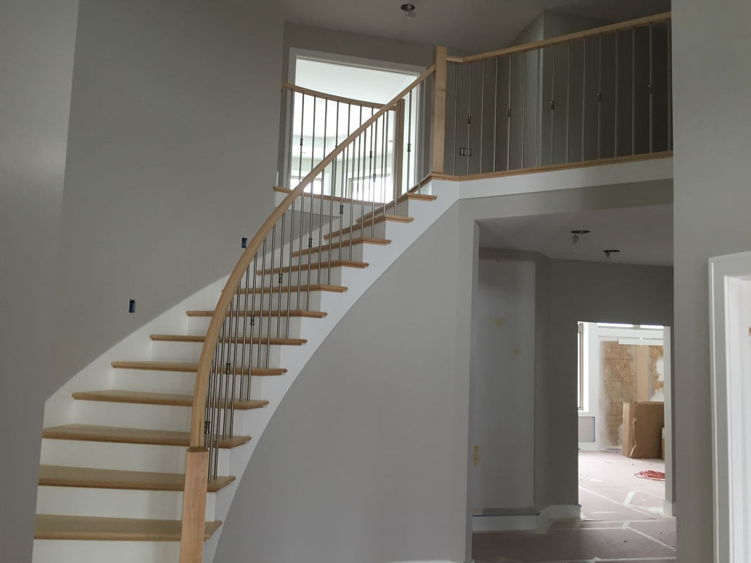 Staircase Finishing