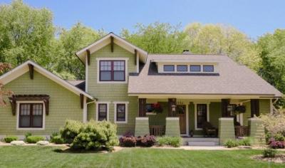 Alder Woods luxury custom home