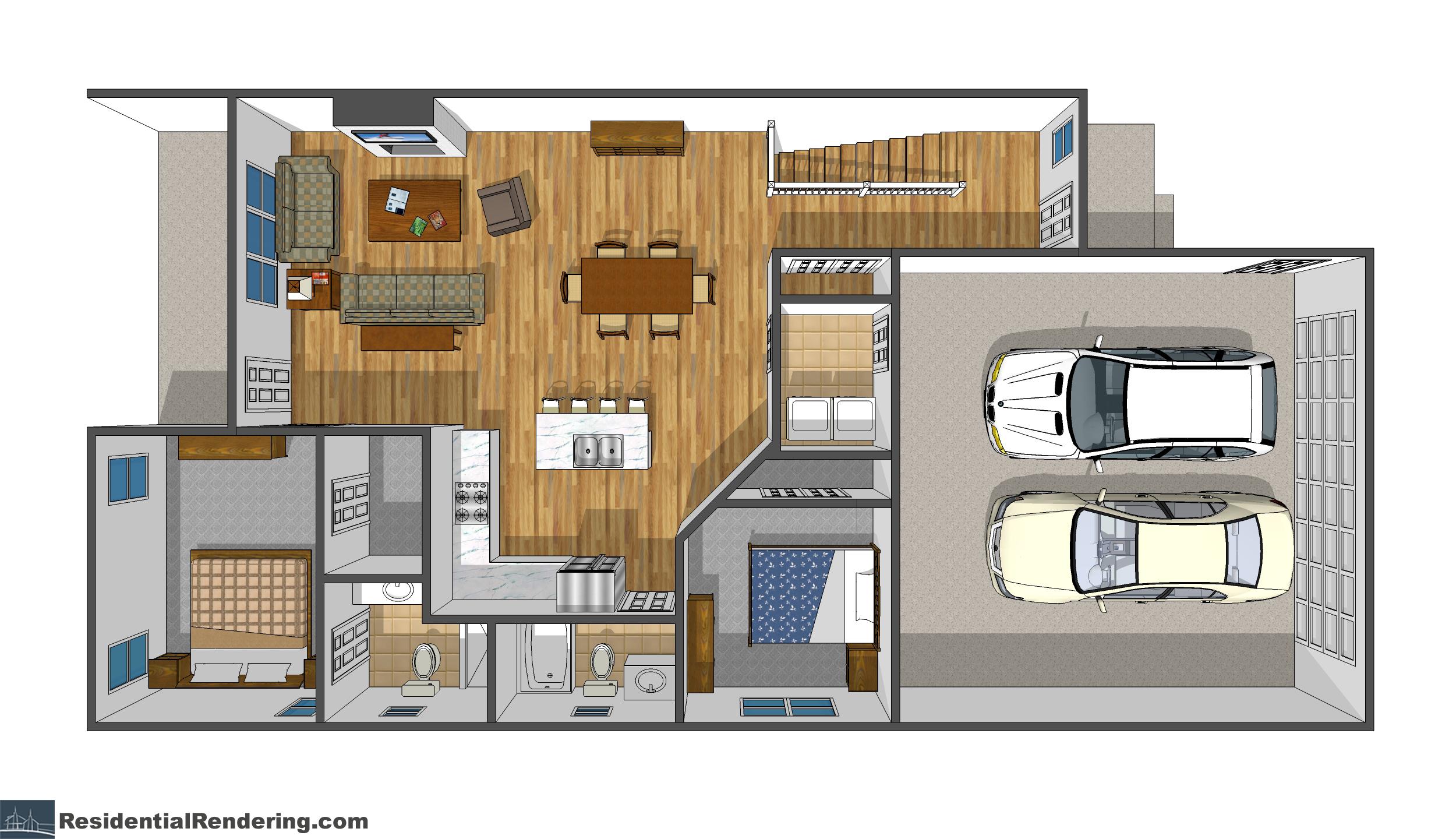 condominium rendering
