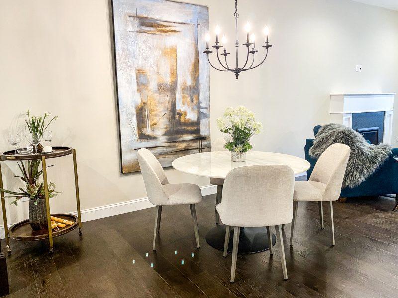 Forestridge dining room