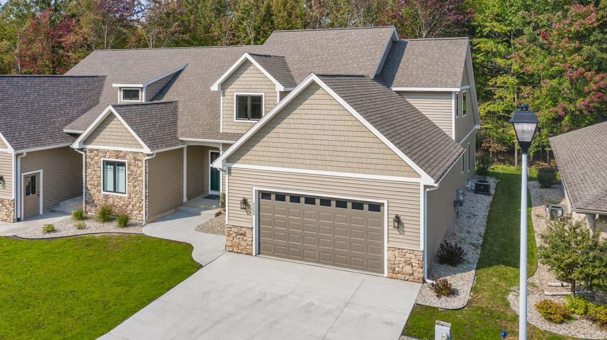 Forest Ridge Luxury Twin Homes exterior 2